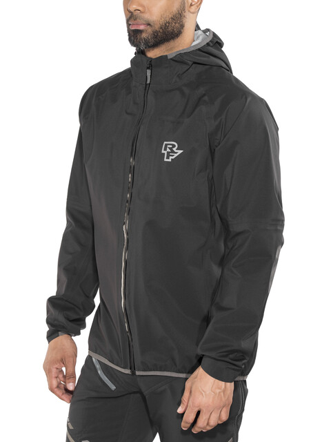Race Face Conspiracy Jacket Men Black